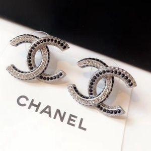 Chanel Stud Earings